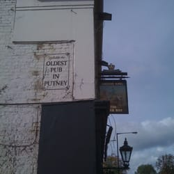 probably the oldest pub in Putney