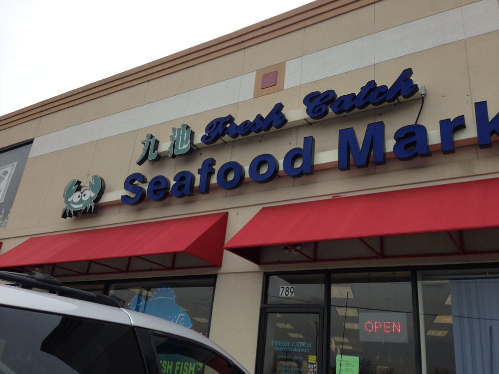 Fresh catch seafood store seafood markets plainfield for Where can i buy fresh fish near me