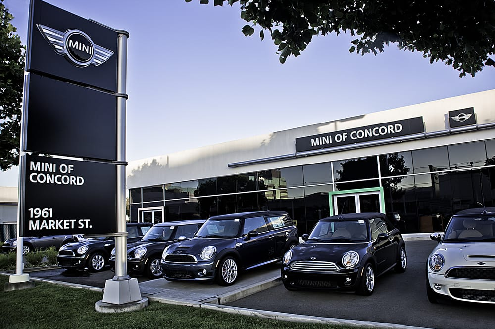 Concord (CA) United States  city images : Mini of Concord 32 Photos Car Dealers Concord, CA, United States ...