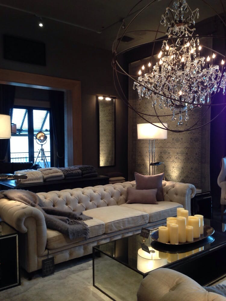 Restoration hardware 128 photos furniture stores for G furniture houston tx