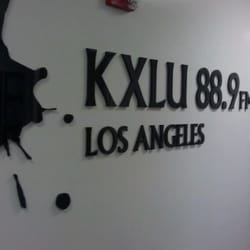 Kxlu Radio Station logo