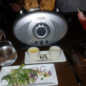Barton G. The Restaurant Los Angeles - Lobster pop tarts - Los Angeles, CA, United States