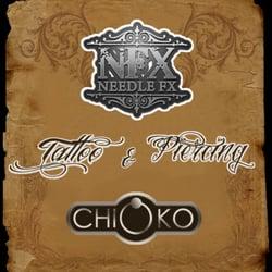 Chioko Tattoo & Piercing, London