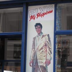 Elvis My Happiness la Boutique, Paris