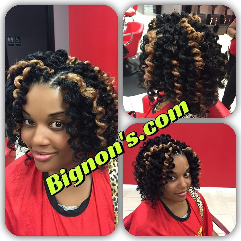 Crochet Hair Styles Charlotte Nc : ... Hair & Studio - Charlotte, NC, United States. Bignons Marley cro...