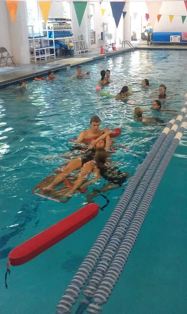Swim Lessons Are In Small Or Individual Class Sizes Yelp