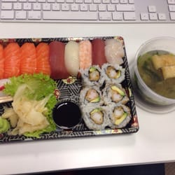 sushi skien time and date oslo