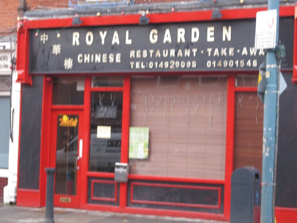 Royal Garden Chinese Restaurant And Take Away Chinese Restaurants Terenure Dublin