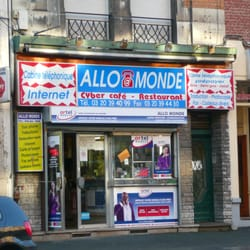 Cyber Café Allo Monde, Lille