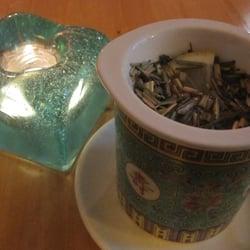 Energy Tea with lemongrass & lemon