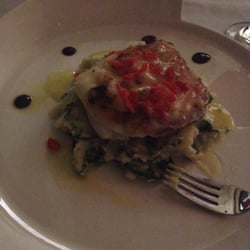 Zielo - Sea bass with Spinach mash potatoes delicious!!! - Coral Gables, FL, Vereinigte Staaten