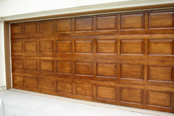 Faux Finish Garage Doors By Off The Wall Faux Finishing In