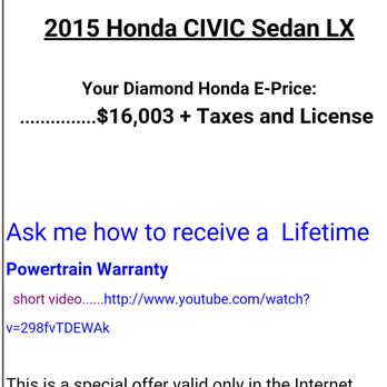 Diamond honda of glendale 70 photos garages glendale for Diamond honda of glendale