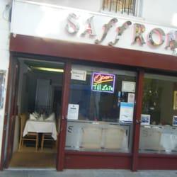 Saffron restaurant indien brick lane londres london royaume uni avi - Bon restaurant indien londres ...