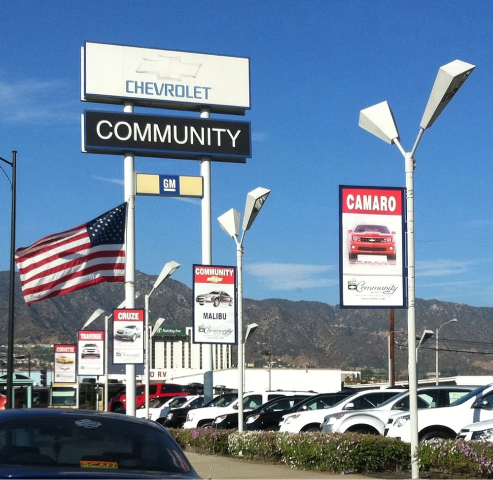 community chevrolet burbank ca united states wrong way to display. Cars Review. Best American Auto & Cars Review