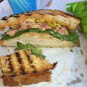 The Ace of Sandwiches - My favorite, Louisiana lightning with peppercinis - Palo Alto, CA, Vereinigte Staaten