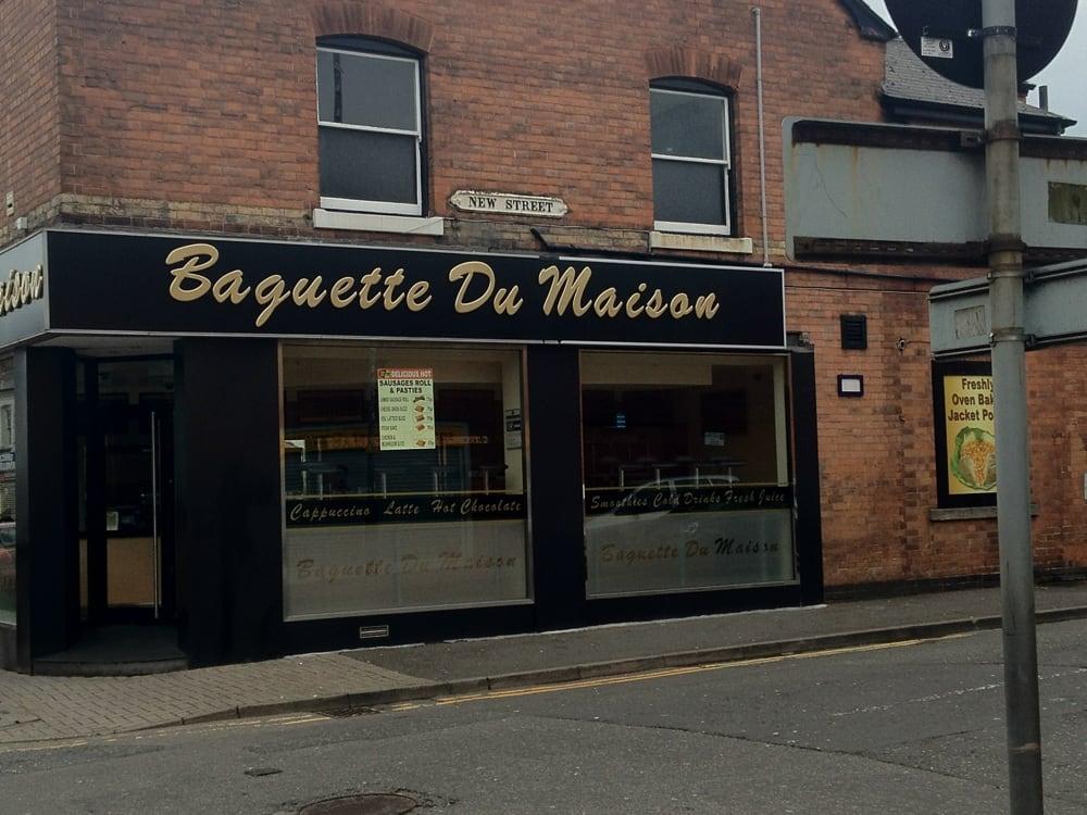 baguette du maison cafes birmingham west midlands