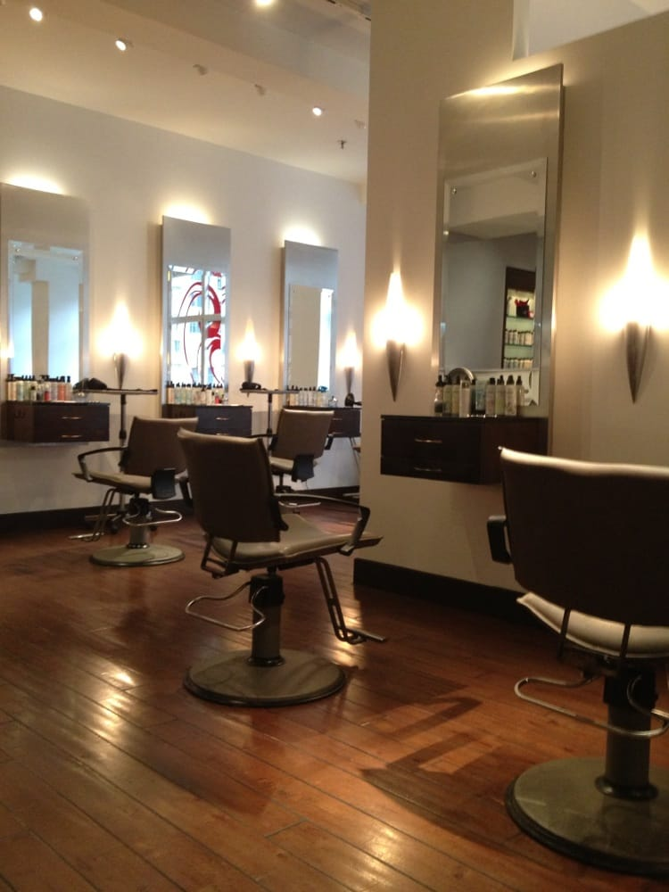 Ouidad salon ny 27 photos hairdressers midtown west for 57th street salon