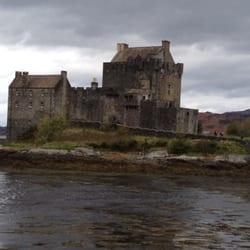 Eilean Donan Castle, Kyle, Highland, UK