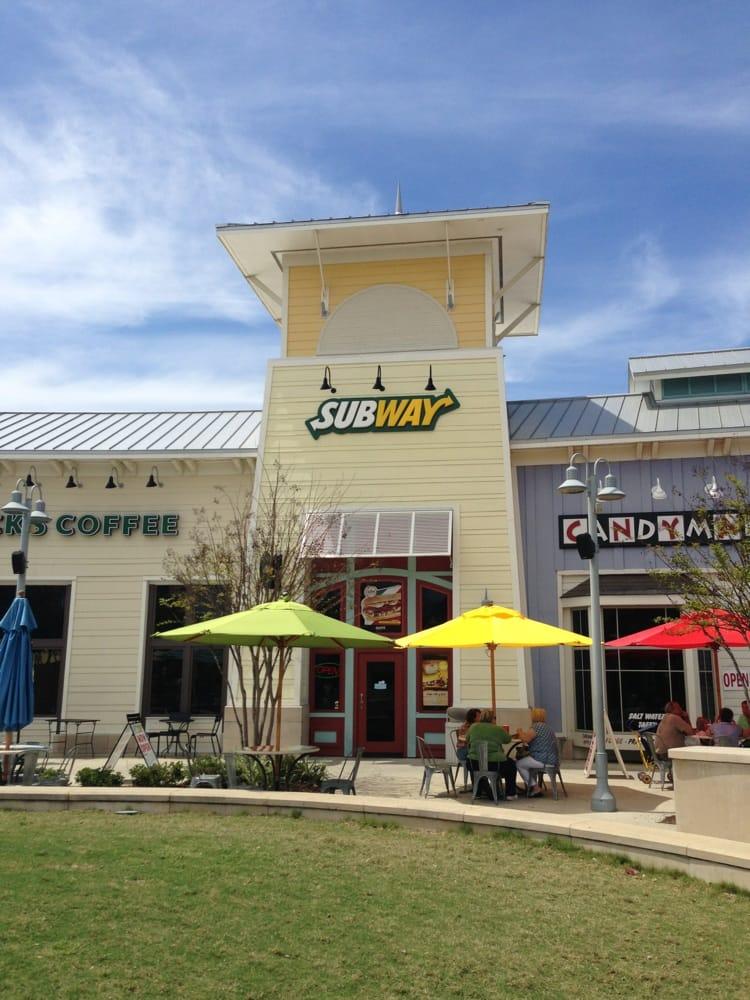 Panama City Beach (FL) United States  City pictures : Subway Sandwiches Panama City Beach, FL, United States Reviews ...