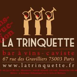 La Trinquette, Paris