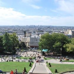 Basilique du Sacré Coeur de Montmartre, Paris, France