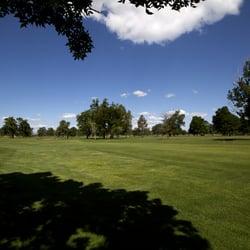 Aurora Hills Golf Courses logo