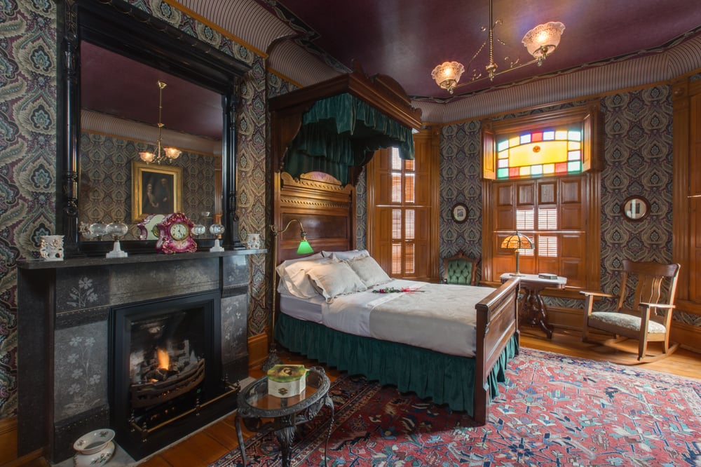 Delavan (WI) United States  City pictures : Allyn Mansion Delavan, WI, United States. Eastlake Room at the Allyn ...