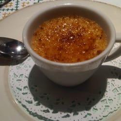 Creme Brulee mit Kaffegeschmack