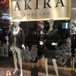 AKIRA Chicago Store Locations