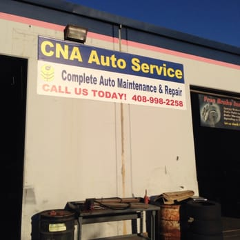 Cna auto service closed garages north valley san for United motors san jose