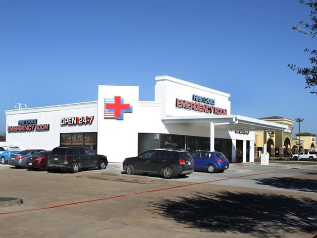 First Choice Emergency Room Katy