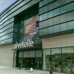 Rivetoile centre commercial strasbourg avis photos - Centre commercial rivetoile ...