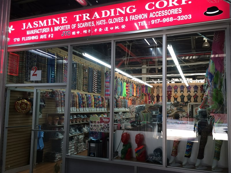 Jasmine Trading Corp is a wholesale scarves company located in New ...