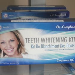 Teeth whitening pack