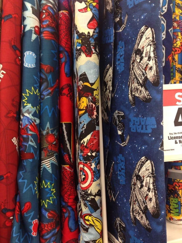 Jo ann fabrics and craft fabric stores prescott az for Fabric outlet near me