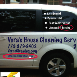 vera s house cleaning service cragin chicago il yelp