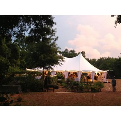 Aztec Events and Tents  The Heights  Houston, TX, United States