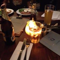 Dinner before show