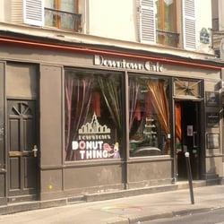 Downtown Café, Paris