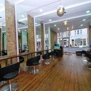 Infinity MK hair salon, London