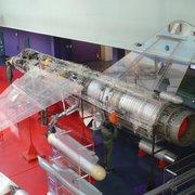 see-through Mirage F1
