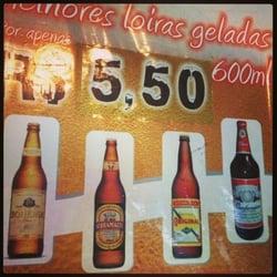 Boas marcas de cervejas por um bom preço