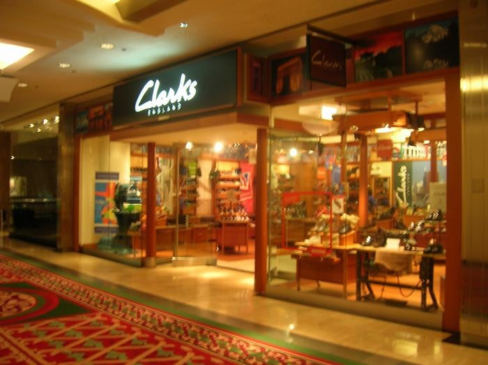 Clarks Shoe Store Near Me