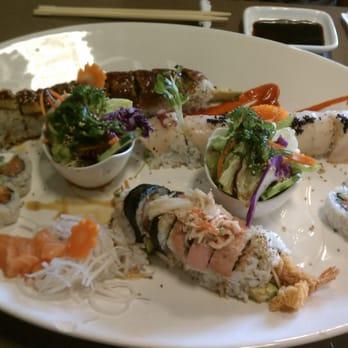 Hanaya Sushi Cafe Menu