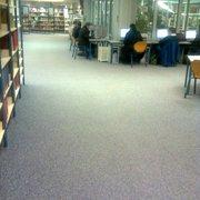 Stadtbücherei - Zentralbibliothek, Düsseldorf, Nordrhein-Westfalen