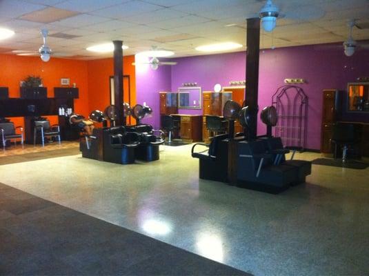 Sisters n action hair salon hair salon 4154 for Salon macon