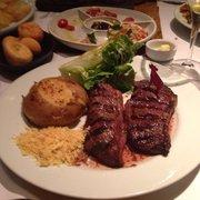 Rump steak from the rubayat farm
