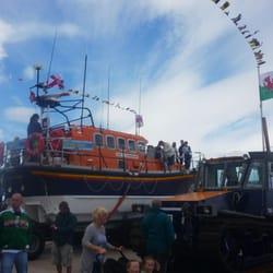 Royal National Lifeboat Institution, Rhyl, Denbighshire