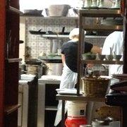 Ciao a Te - Grenoble, France. Cio a Te Kitchen